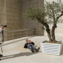 Artist photography at Guggenheim Museum Bilbao