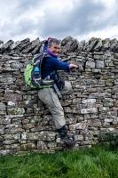 North Yorkshire stone wall