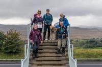 Crossing the M6 in Cumbria