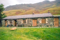 Black Sail YHA remote, stone-built hostel
