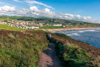 Coastal path down to St Bees