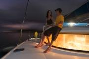 Evening in Seychelles