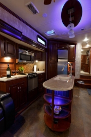 winnebago  galley
