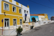 Colourful Houses - Peniche