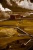 Krafla Geothermal Plant