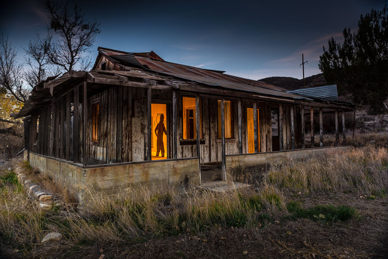 Butterfield Mail Station Ghosts
