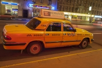 Russian Taxi