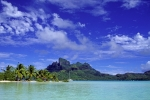 Bora Bora French Society Islands Pacific Ocean