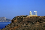 The Temple of Poseidon at Sounion Greece